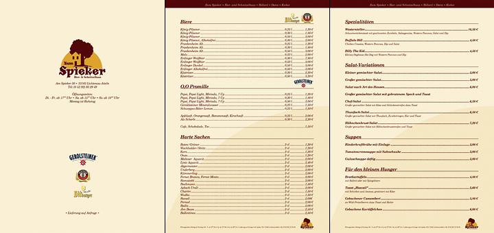 restaurant karte Restaurant Speisekarte   vollstark.de // ausgefallene  restaurant karte