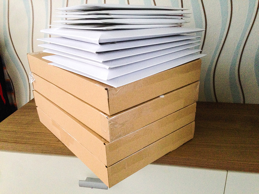 poststapel