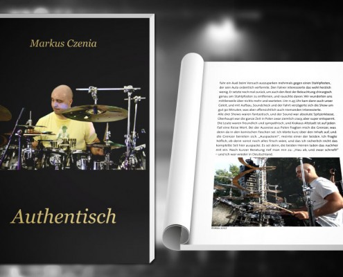 E-Book Markus Czenia Authentisch