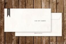 Briefumschläge für Einladungskarten, DinLang, Party Dokumente