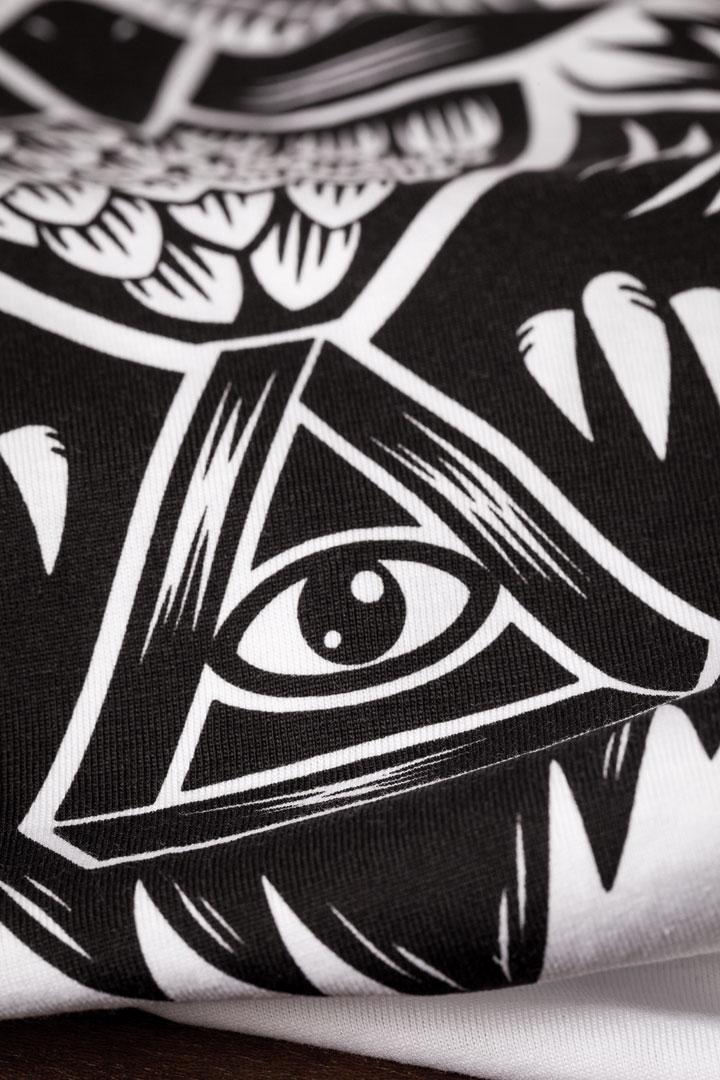 The Owl - Die Eule - T-Shirt
