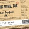 Easy Ticket - Einladungskarte